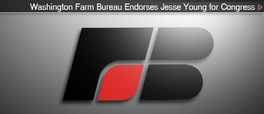 Farm Bureau Endorses Jesse Young